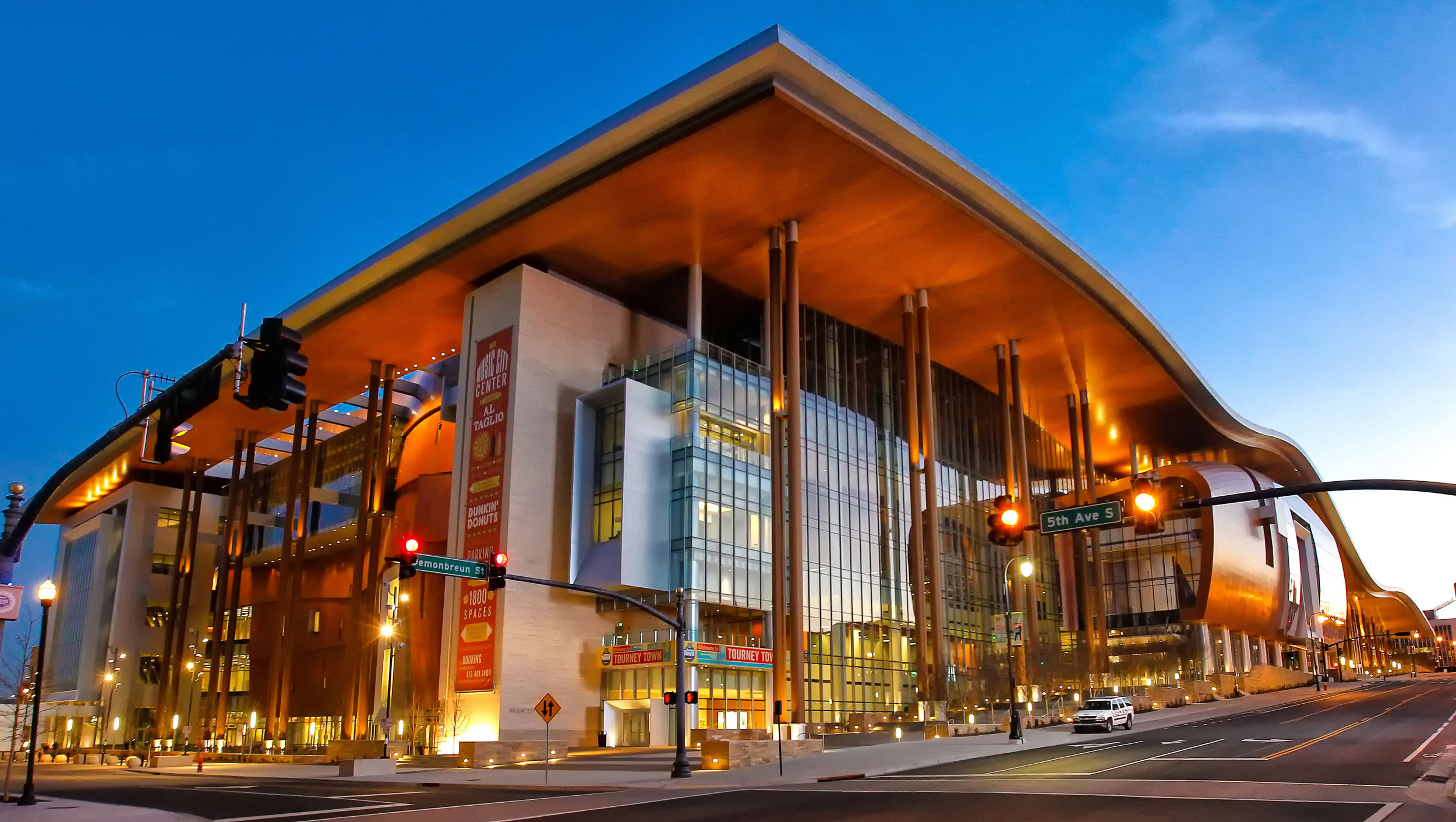 Music City Center•Nashville