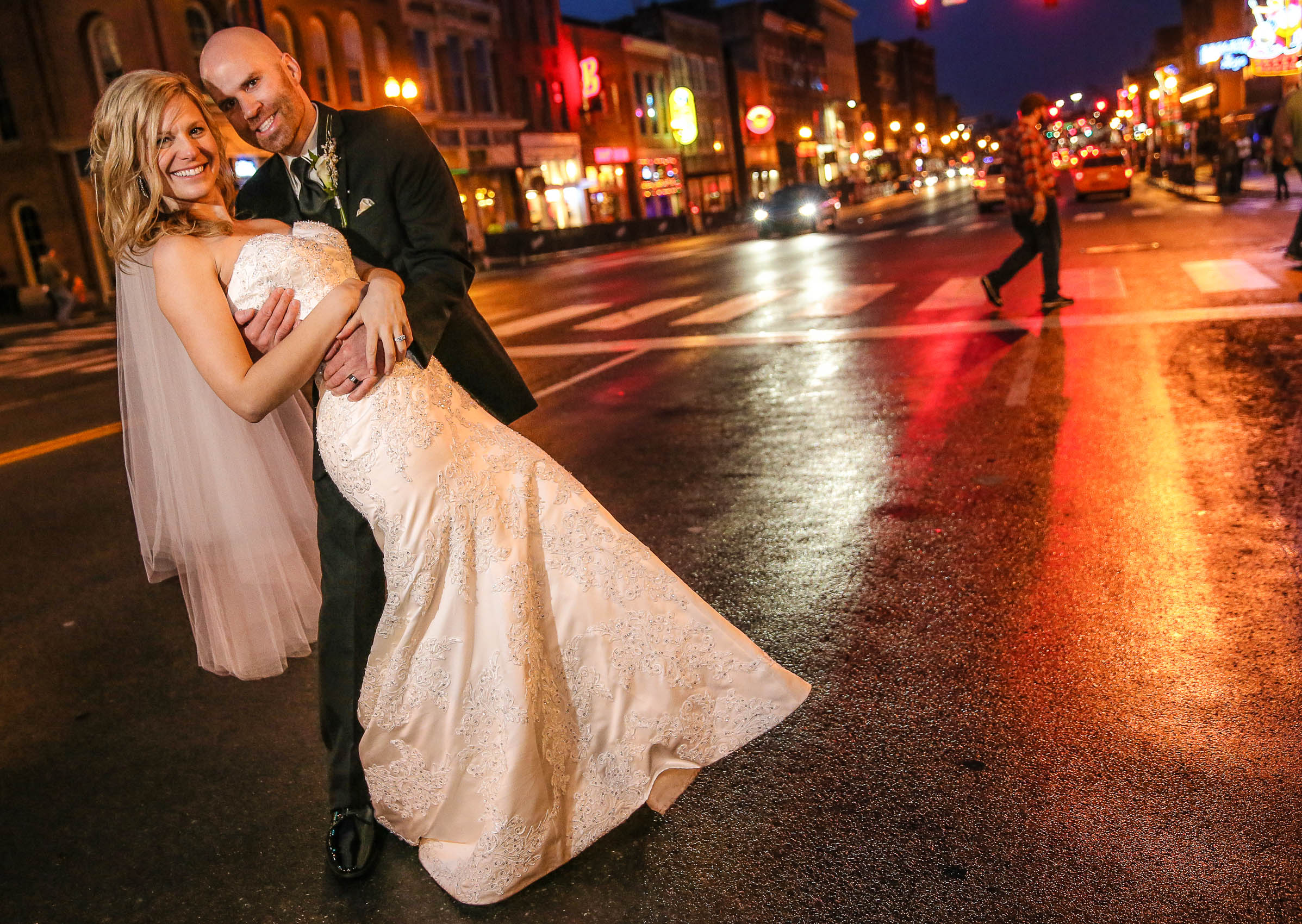 Wedding on Broadway
