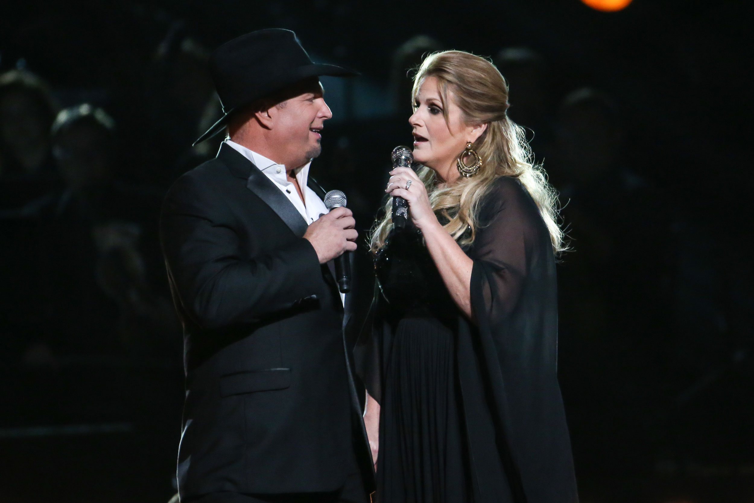 Garth Brooks•Trisha Yearwood