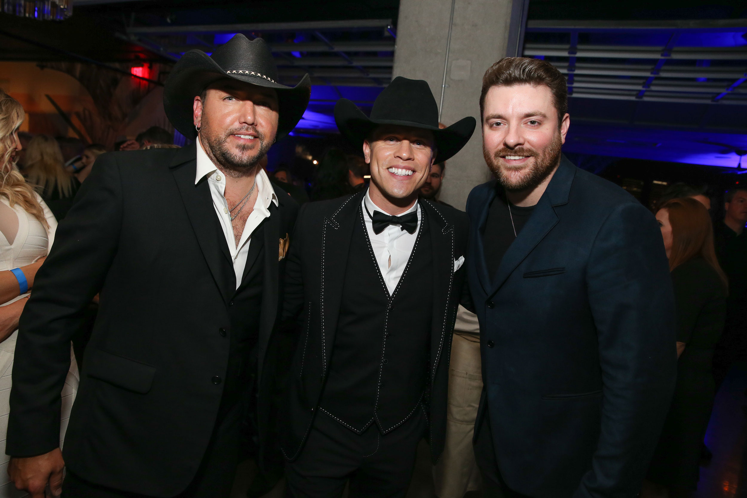 Jason Aldean•Dustin Lynch•Chris Young