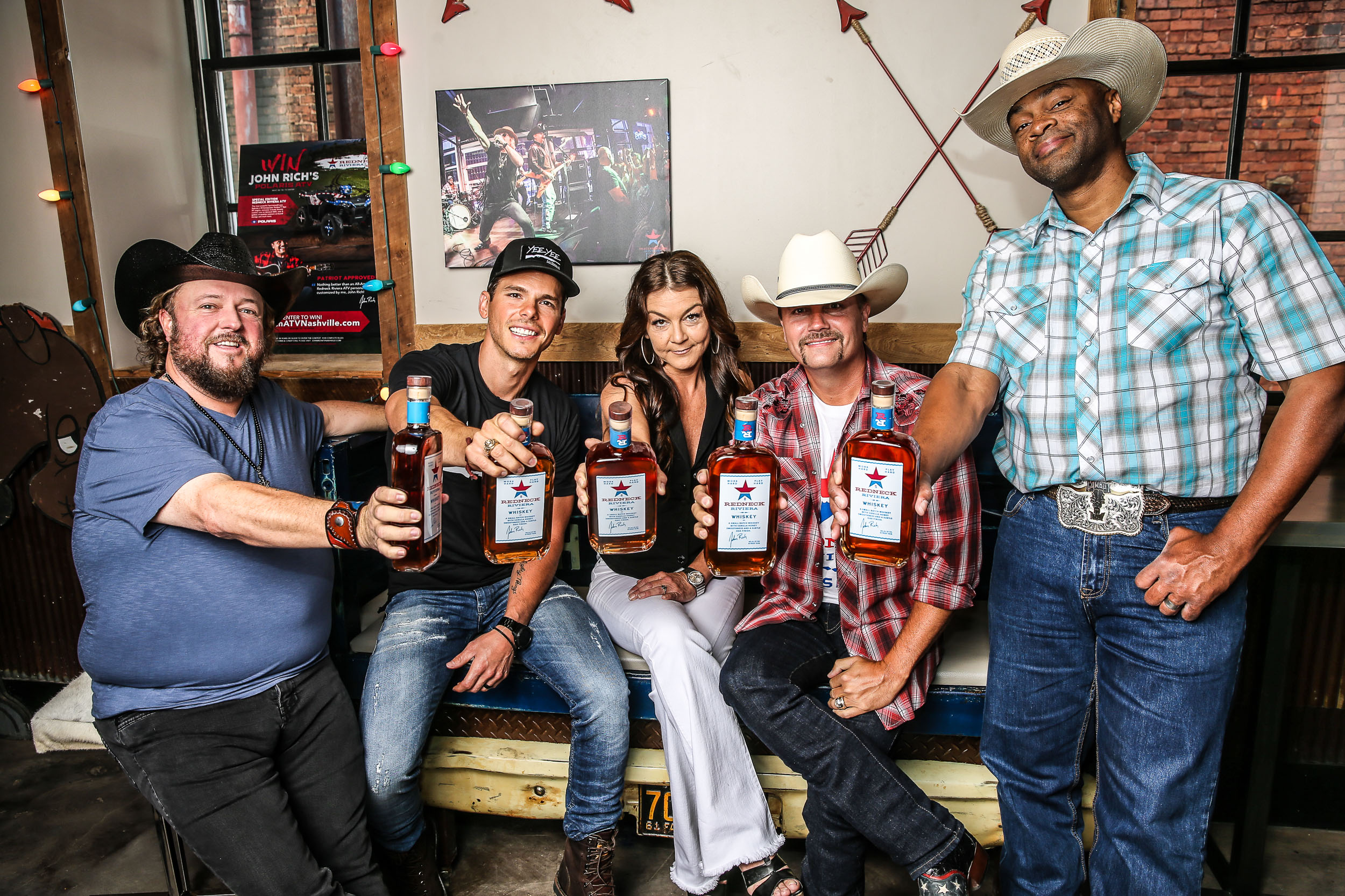 Colt Ford•Granger Smith•Gretchen Wilson•John Rich•Cowboy Troy