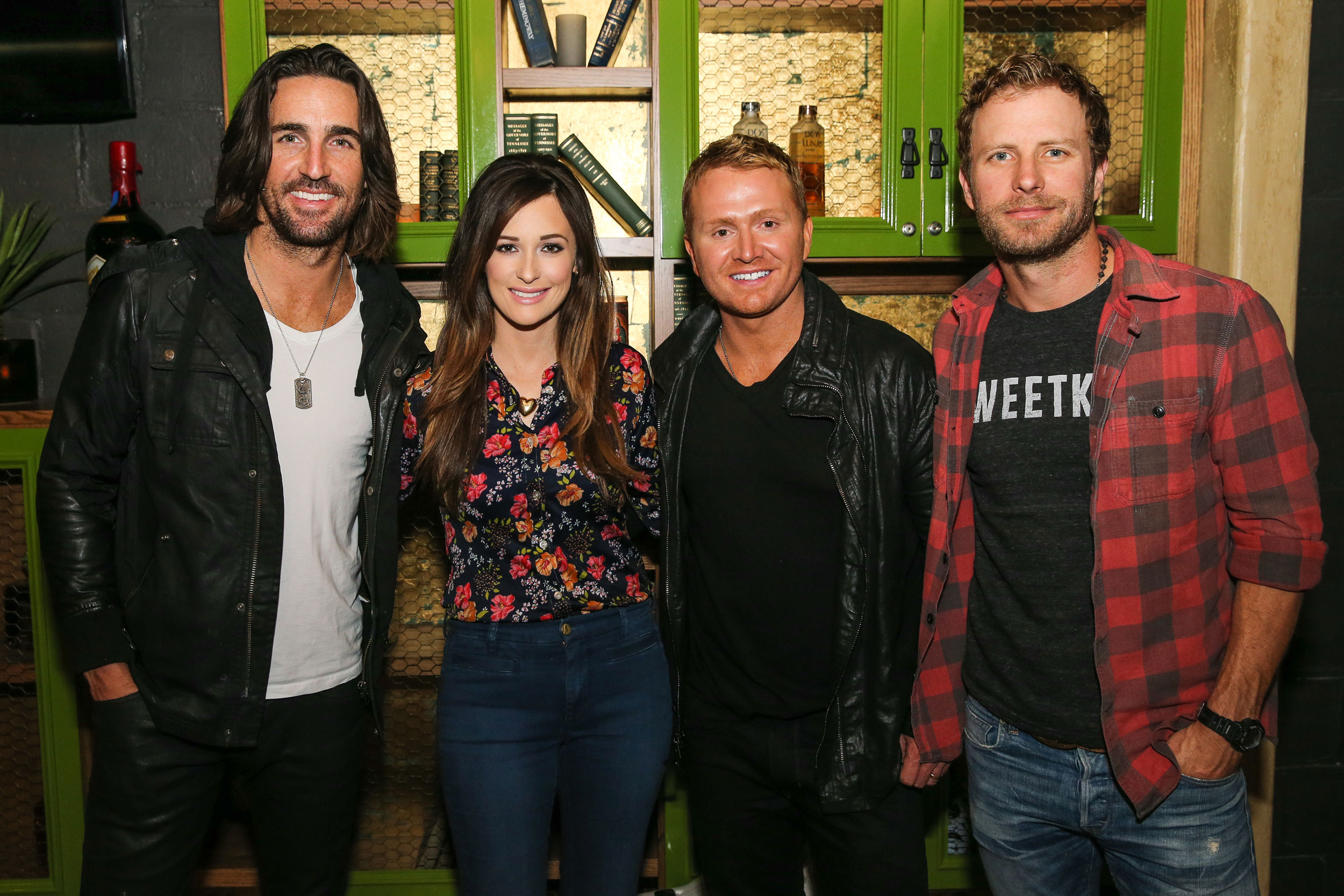 Jake Owen•Kacey Musgraves•Shane McAnally•Dierks Bentley