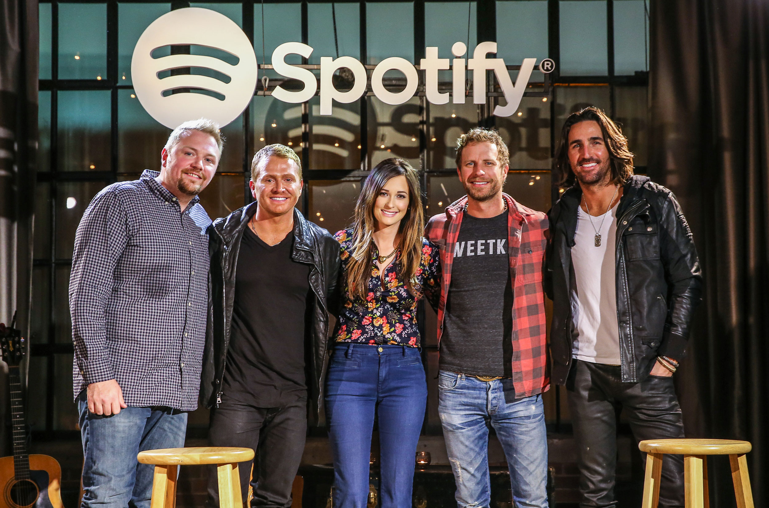 Josh Osborne•Shane McAnally•Kacey Musgraves•Dierks Bentley•Jake Owen