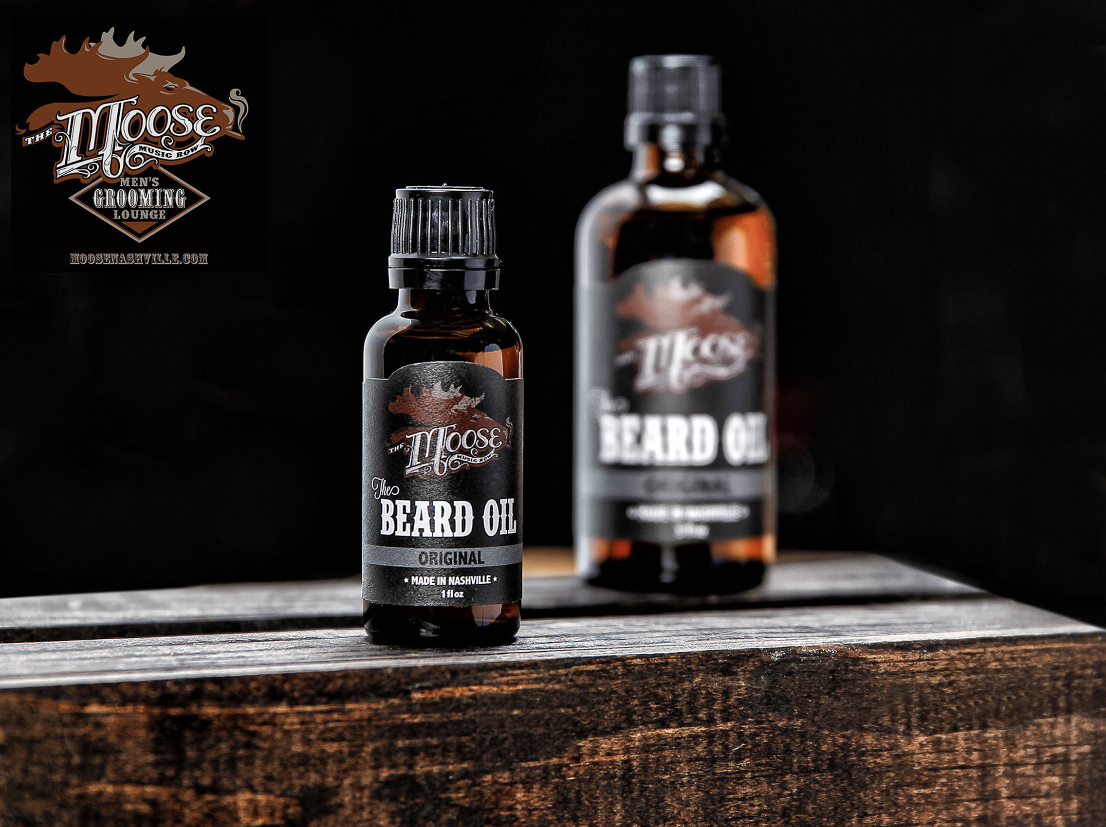 Moose Beard oil