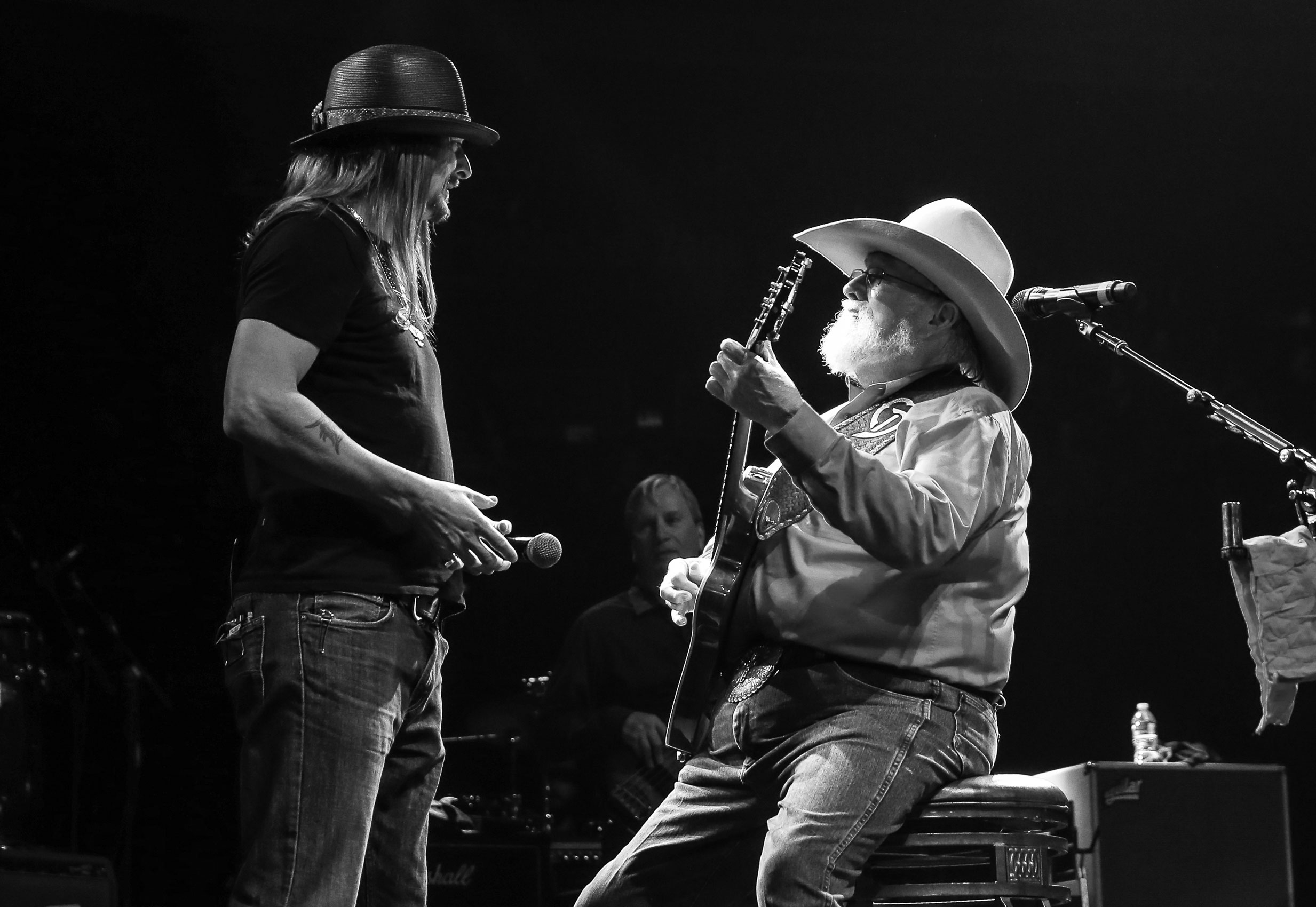 Kid Rock•Charlie Daniels