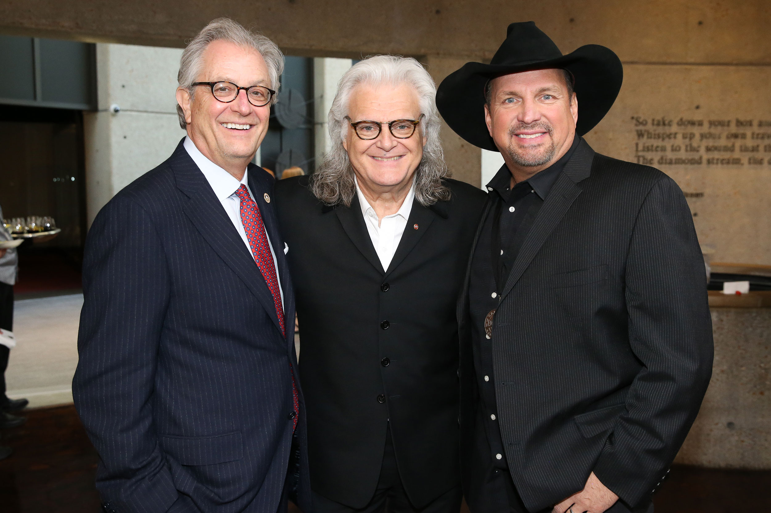 Kyle Young•Ricky Skaggs•Garth Brooks
