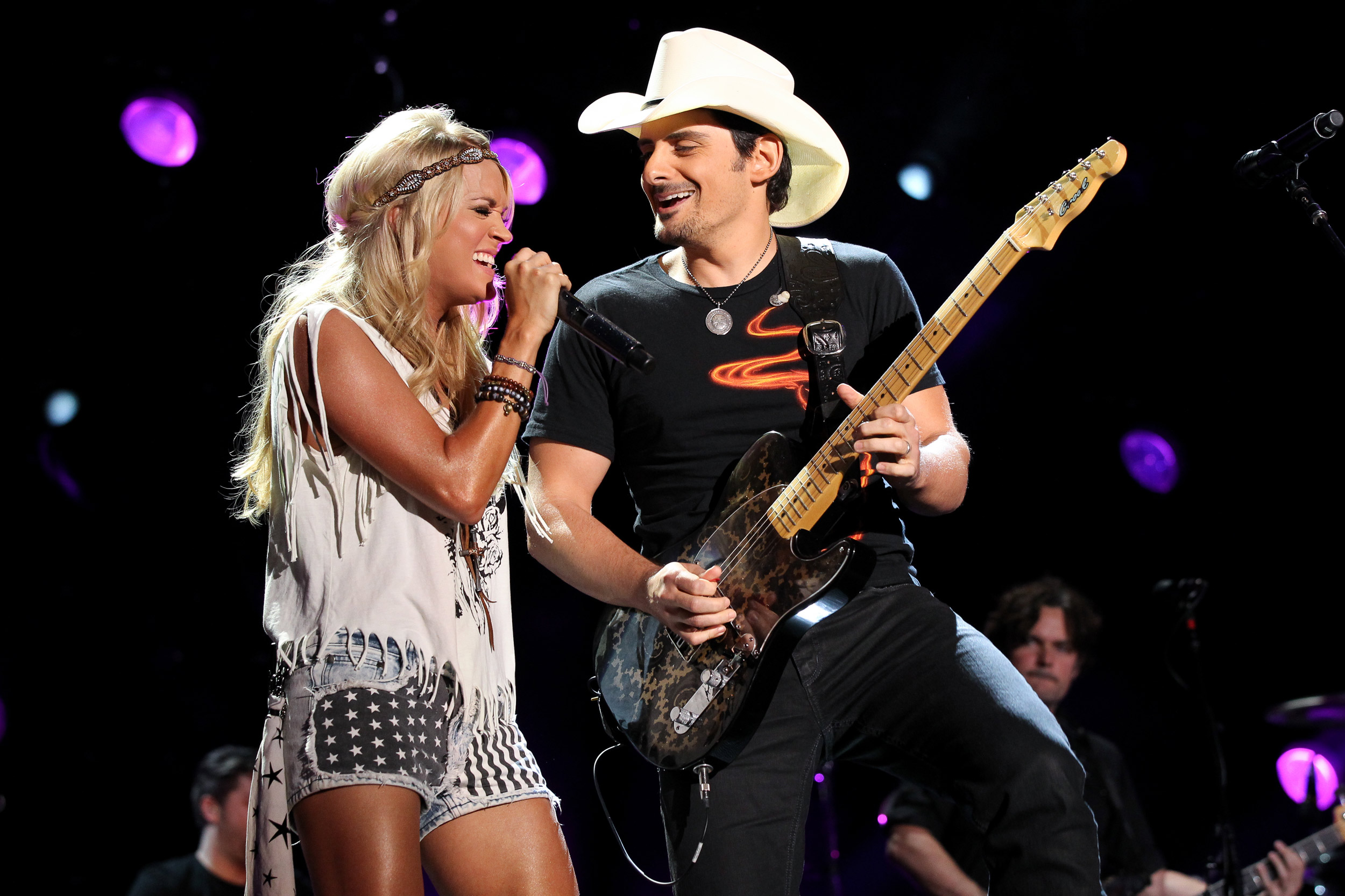 Carrie Underwood•Brad Paisley
